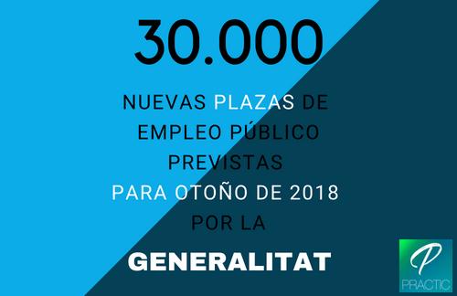 oposicions barcelona 2018