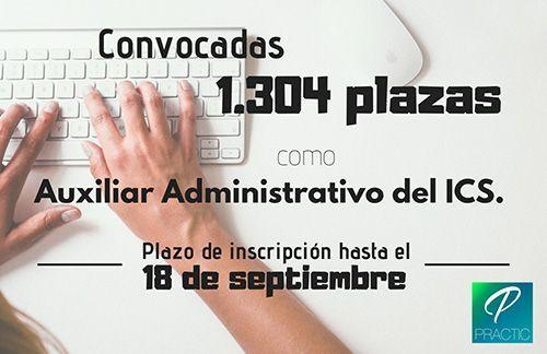 convocatoriaauxiliaradministrativoics