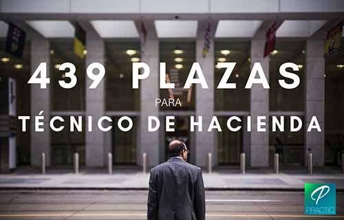 oposiciones técnico de hacienda 2019