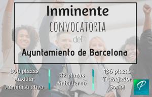 oposiciones ayuntamiento de barcelona