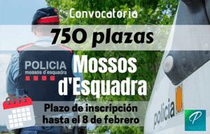 convocatoria mossos 2019
