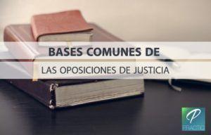 oposiciones justicia 2019