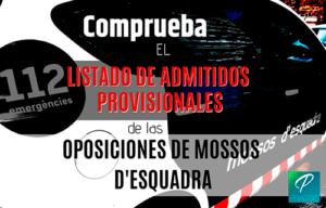 oposiciones mossos esquadra