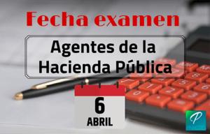 pruebas agentes hacienda pública