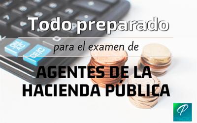 Consejos de cara al examen de  Agentes de la Hacienda Pública