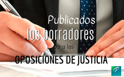 El Ministerio de Justicia proporciona los borradores de las convocatorias de Justicia a los sindicatos