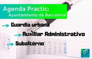 exámenes ayuntamiento de barcelona