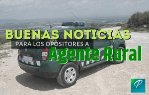 oposiciones agente rural