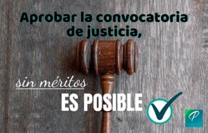 concurso oposición justicia