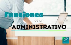 funciones administrativo