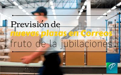 Correos avanza en su estrategia de renovación de la plantilla