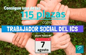oposiciones trabajo social 2019