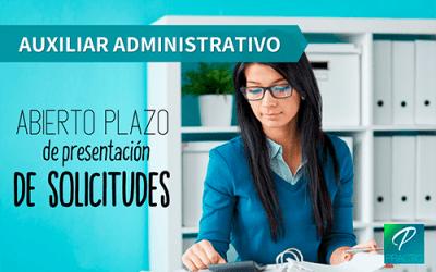 Inscríbete en la Bolsa de Trabajo como Auxiliar Administrativo de la Diputación de Barcelona