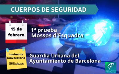 Os traemos toda la actualidad sobre las oposiciones a los Cuerpos de Seguridad de Cataluña