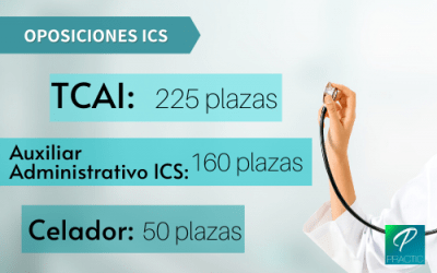 Publicada la distribución por categorías de la oferta parcial del ICS de 2019