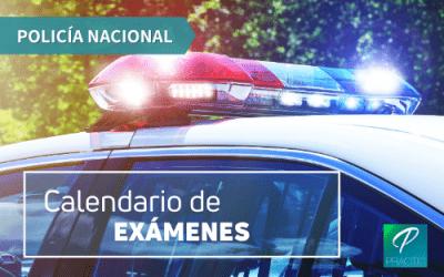 Comienzan las pruebas físicas para conseguir una de las 2.506 plazas de Policía Nacional