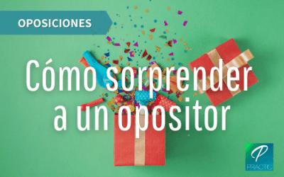 10 ideas de regalos para opositores