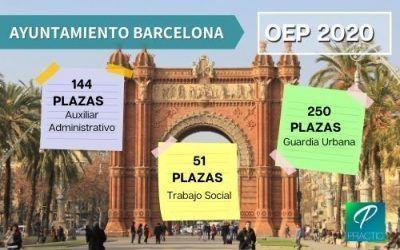 Aprobadas 670 plazas en la nueva OEP del Ayuntamiento de Barcelona