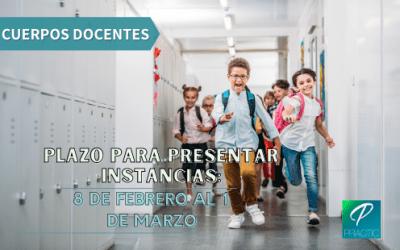 La Generalitat de Cataluña convoca 3.490 plazas para los cuerpos docentes