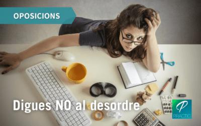 Les 6 millors maneres d'organitzar les teves anotacions d'oposicions