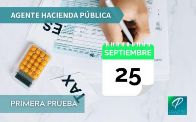 Ya puedes consultar la lista de admitidos y fecha de examen de Agentes de la Hacienda Pública