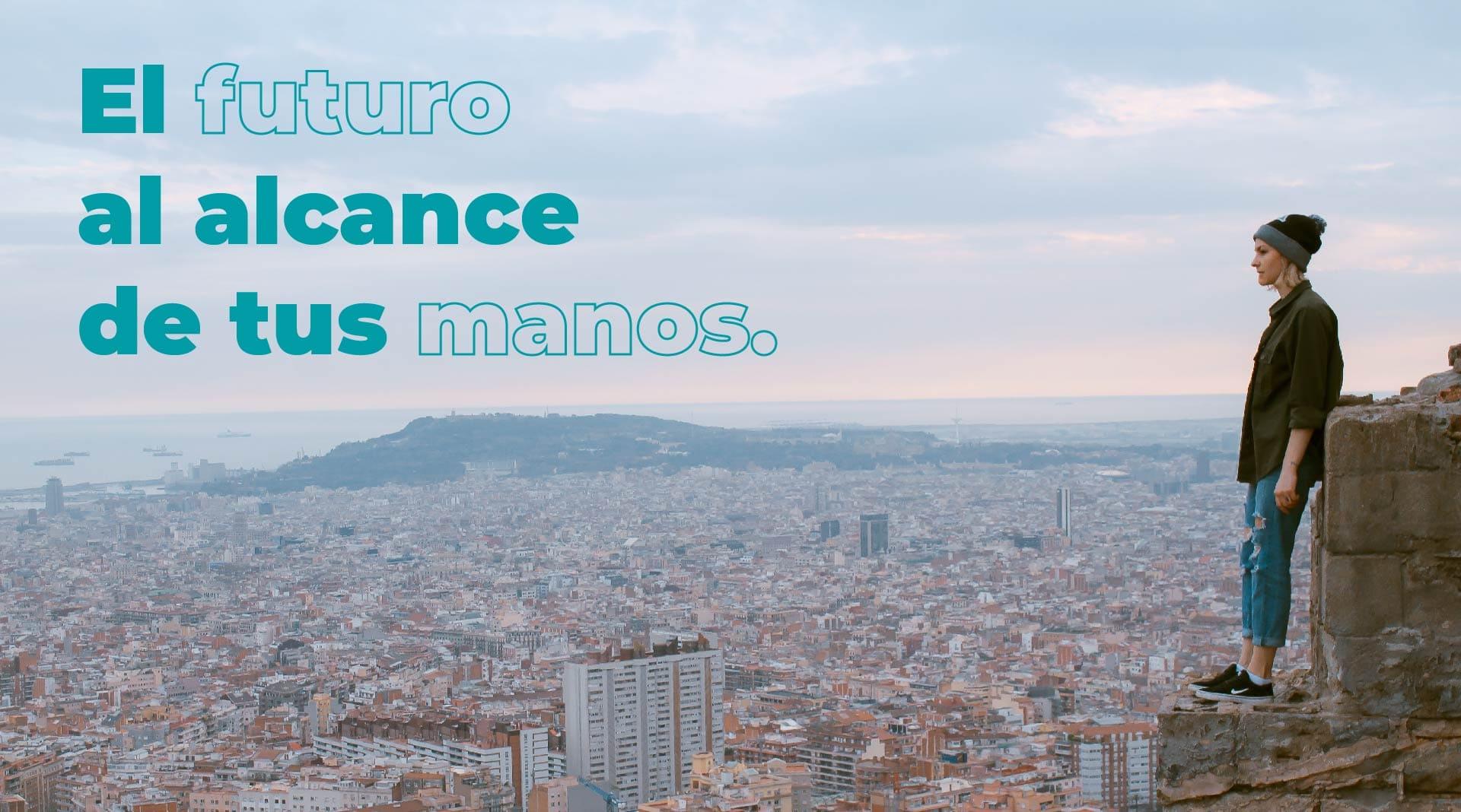 El futuro al alcance de tus manos Practic Barcelona
